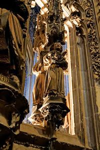 Ange au Rosaire, Arrière du Chœur, Cathédrale d'Albi