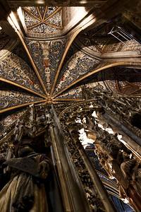 Arrière du Chœur, Cathédrale d'Albi