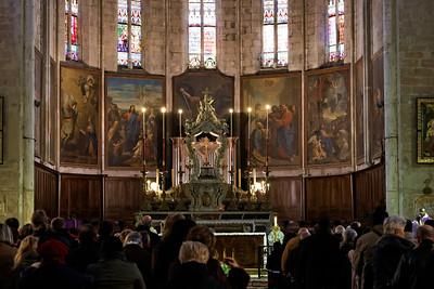 Collégiale St Michel, Castenaudary