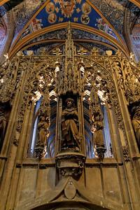 Siméon, Arrière du Chœur, Cathédrale d'Albi