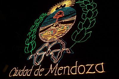 Au départ de Mendoza !