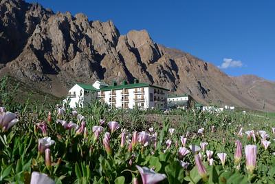 Aconcagua: Punte del Inca, départ du trek & de toutes les vallées de l'Aconcagua...