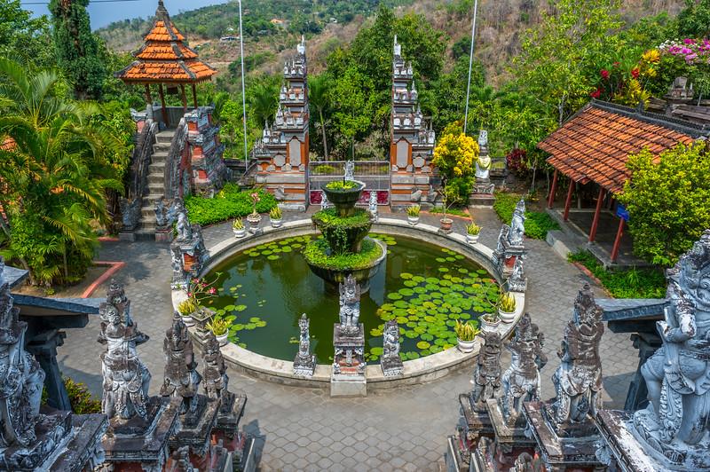 Monastère bouddhiste Brahma Asrama Vihara - Bali - Indonésie