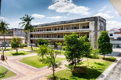 Phnom Penh -Musée du génocide de Tuol Sleng