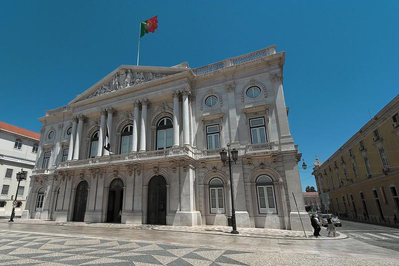 Mairie de Lisbonne;