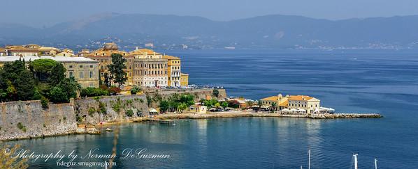 Near Corfu Town