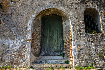 Old Fortress Door