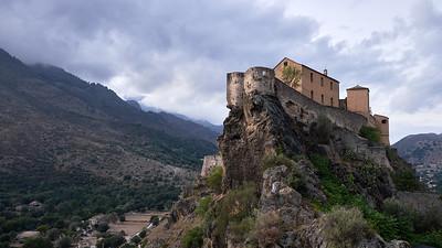 Corte, Corse, France
