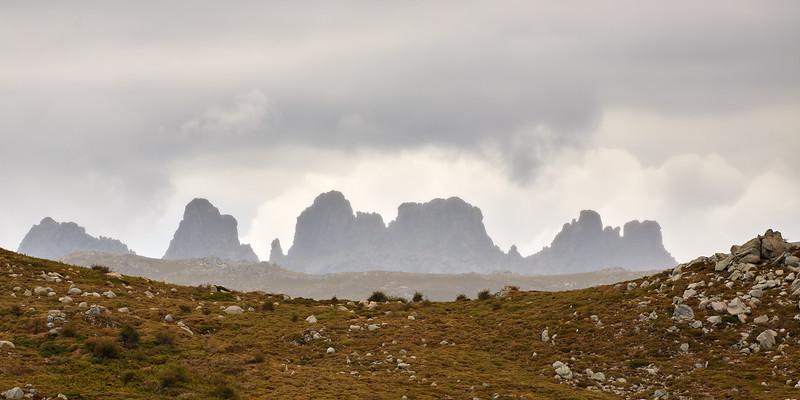 Aiguilles de Bavella, Corse, France