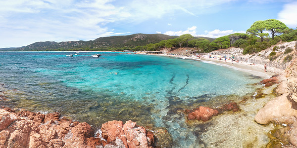 Palombaggia, Corse, France