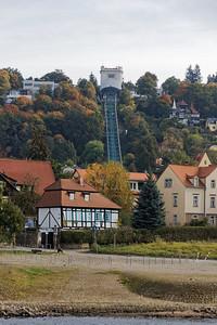 Loschwitz - Schwebebahn