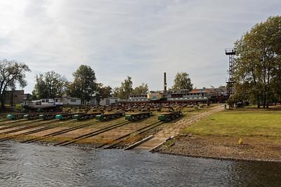 Laubegast - Chantier naval