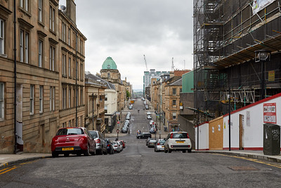 Dalhousie Street - Mackintosh School Of Architecture