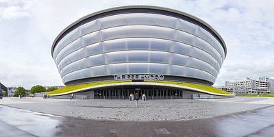 The SSE Hydro, Glasgow, Scotland