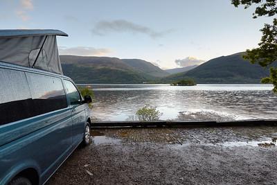 Loch Lomond, Soctland