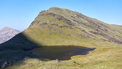 Loch Fionna Choire & An Stac, Ile de Skye