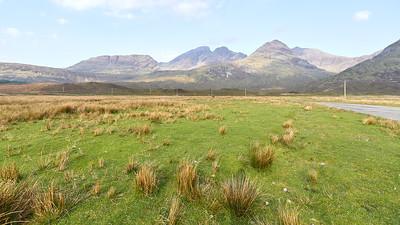 Bla Bheinn, Ile de Skye, Ecosse
