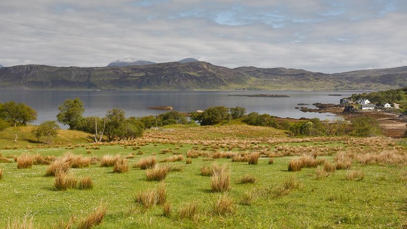 Loch Eishort & Ord, Ile de Skye, Ecosse
