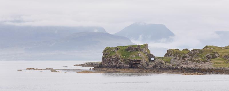 Loch Eishort, Ile de Skye, Ecosse