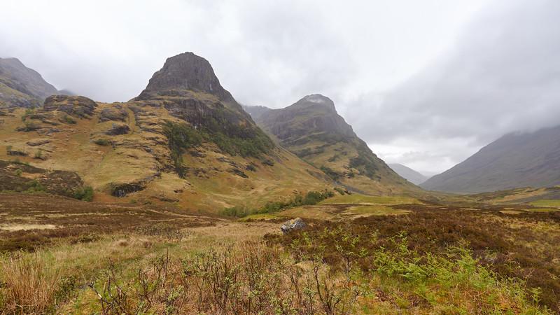 Gearr Aonach & Aonach Dubh, Scotland
