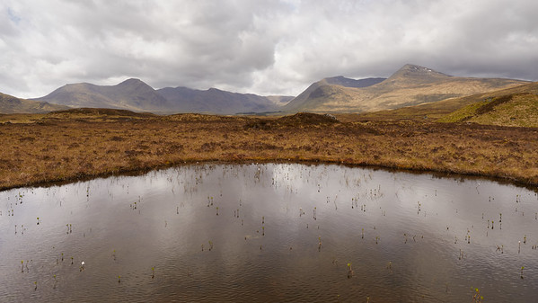 Lochan na Stainge, Scotland