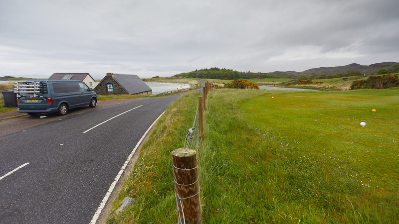 Traigh, beach and golf, Highlands