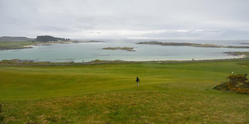 Traigh, golf and beach, Highlands