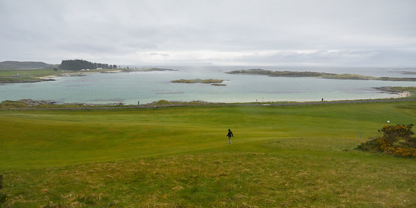 Traigh, golf and beach, Highlands