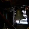 L'intérieur de la tour noire contenait évidemment des cloches.