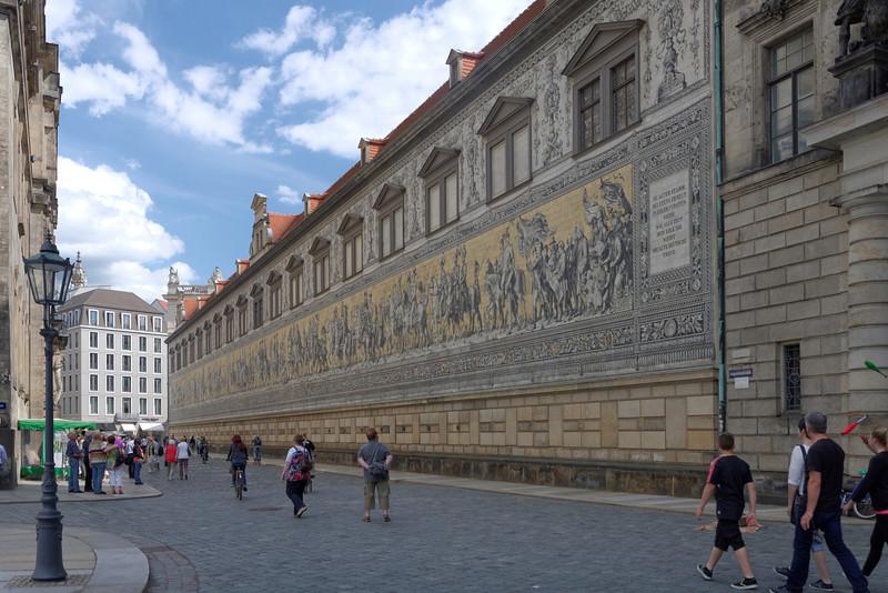Fresque du Fürstenzug