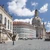 Place de l'église Frauenkirche