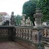 Jardin arrière du Zwinger