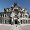 Opéra de Dresden de jour