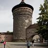 Encore une tourelle du mur fortifié