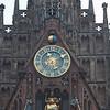 Une autre horloge. Difficile de ne pas savoir l'heure avec toutes celles présentes qui sont en Allemagne