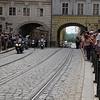 Des motos pertubent la sérénité de la ville