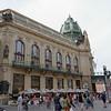 Maison municipale où nous avons écouté un concert Mozart, Vivaldi et Pachelbel par la Prague Royale Orchestra