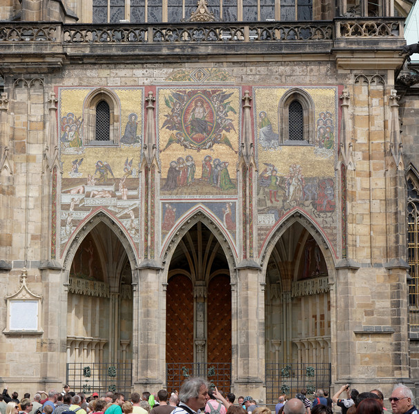Fresque église St-Guy