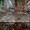 Le verre taillé est à l'honneur en République Chèque , ancienne Tchécoslovaquie