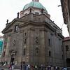 Église Saint-Francis lieu du concert