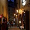 Petite ruelle de Prague