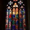 Vitraux de l'église St-Guy de Alfons Mucha