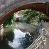 Sous le pont Charles