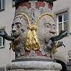 Un classique : la fontaine du village.