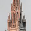 J'ai cru à tord que c'était le clocher d'une église. Et non, c'est l'hôtel de ville (Rathaus)