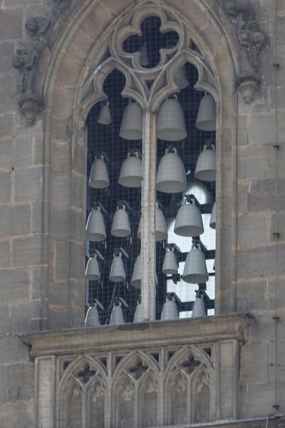 Voilà les cloches du Rathaus