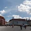 Place du marché Wurzburg