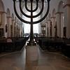 Chandeleir à 7 branches hébreux