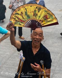 Fengdu, Chongqing, China. June 22, 2015