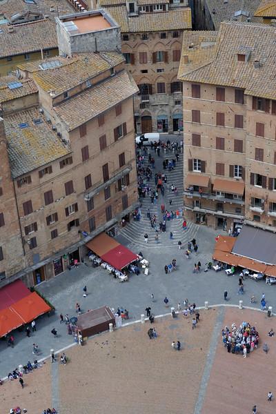 Sienne, Toscane